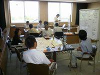 BSC戦略マップづくり研修、3日間で戦略マップを作成しフィニッシュ